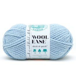 Glacier - Wool Ease Thick and Quick - Lion Brand