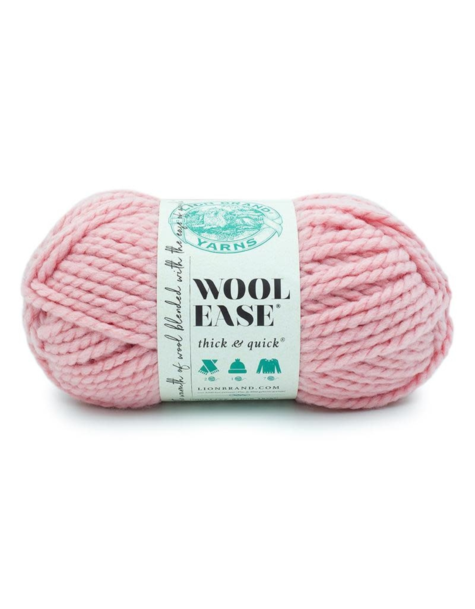 Rouge - Wool Ease Thick and Quick - Lion Brand