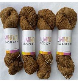 Luminous Brooklyn Honey Brown - Dazzling DK - Luminous Brooklyn
