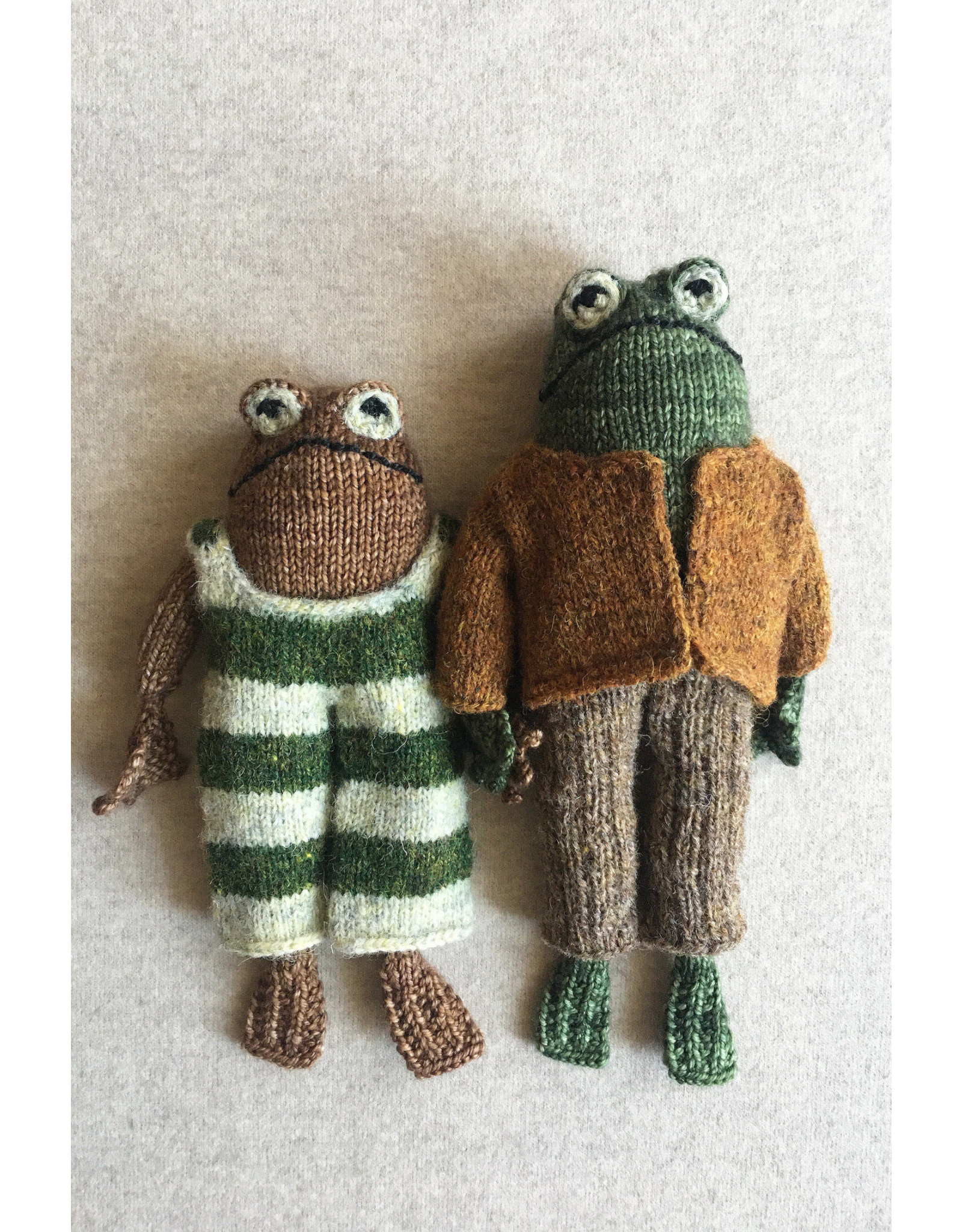 Luminous Brooklyn Frog and Toad kit *preorder* will ship mid-March 2021