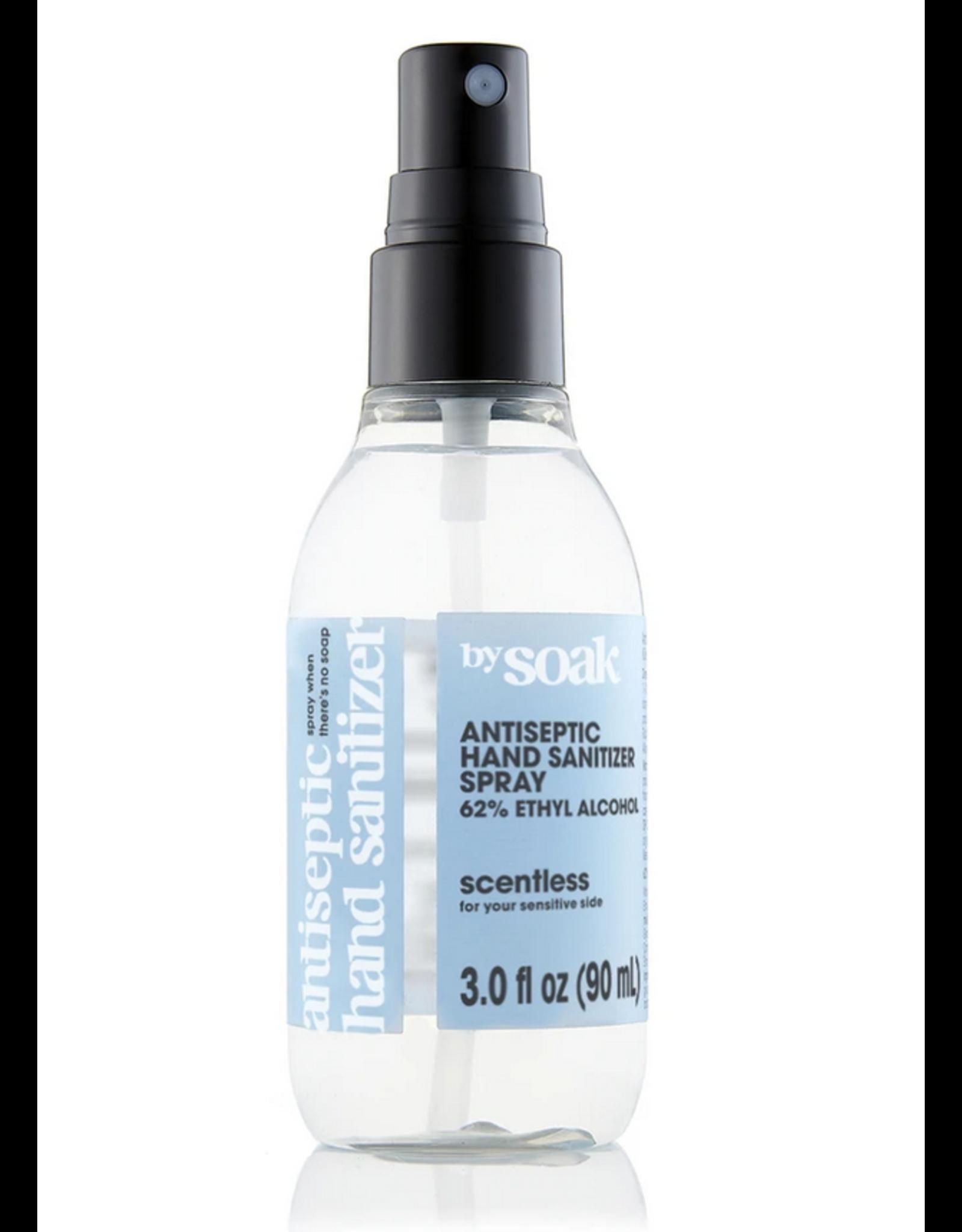 Soak Antiseptic Hand Sanitizer 3oz Scentless