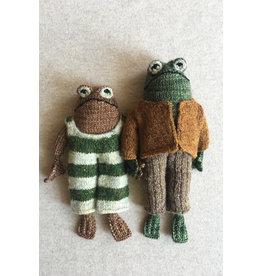 Luminous Brooklyn Frog and Toad Yarn Kit