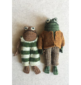Luminous Brooklyn Frog and Toad Yarn Set