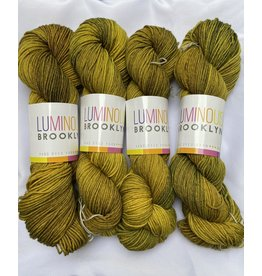 Luminous Brooklyn Lemongrass - Dazzling DK - Luminous Brooklyn