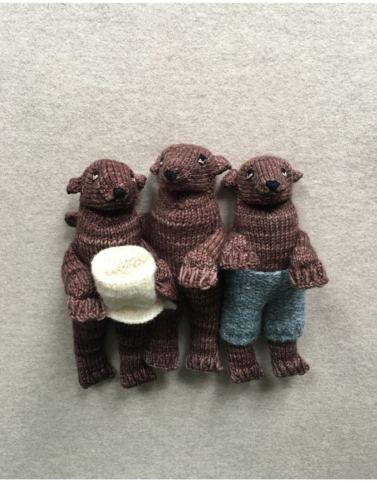 Luminous Brooklyn Little Bear Yarn Kit