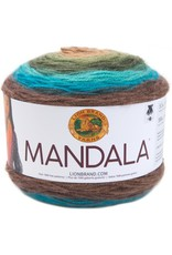 Dragon - Mandala - Lion Brand