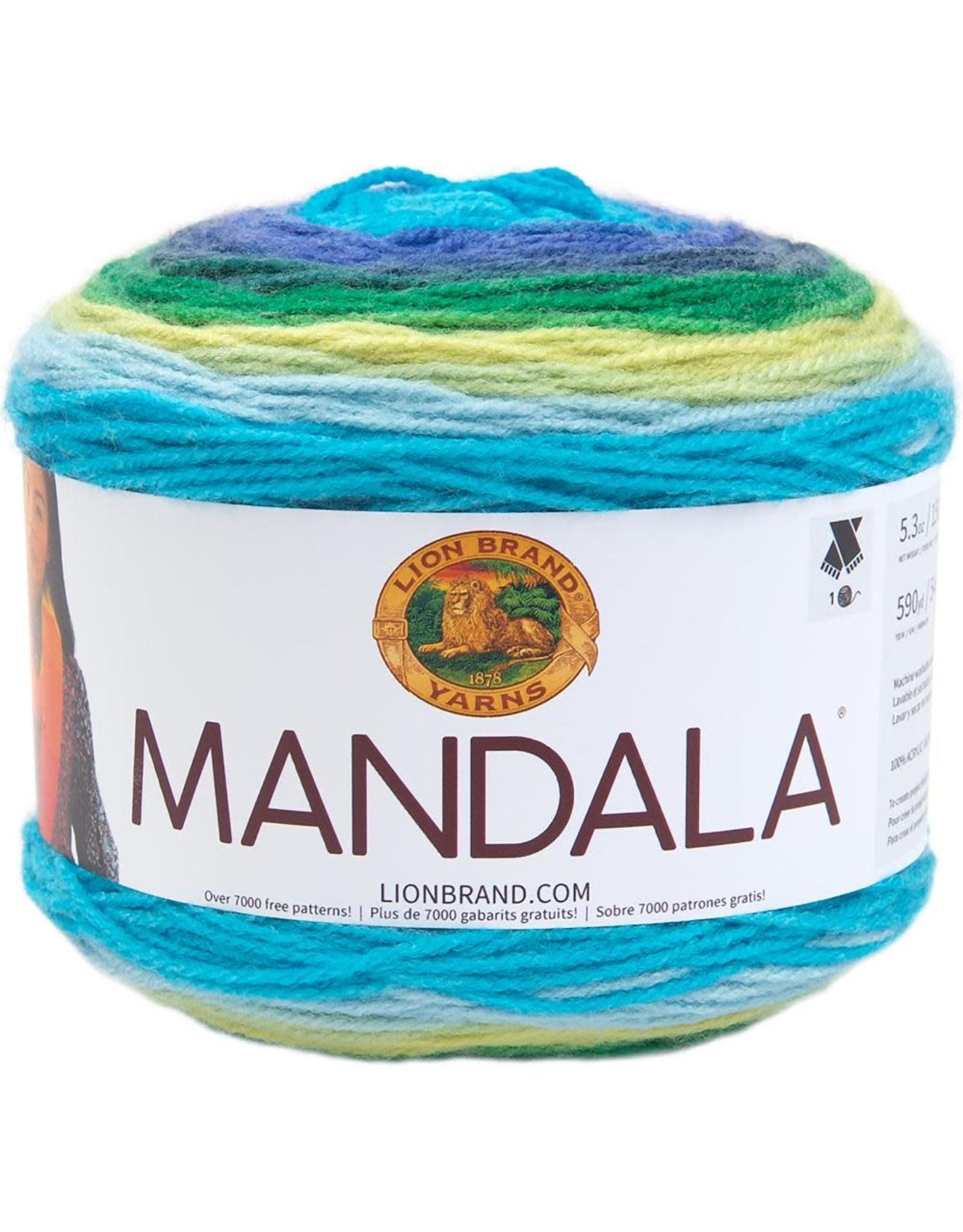 Kraken - Mandala - Lion Brand
