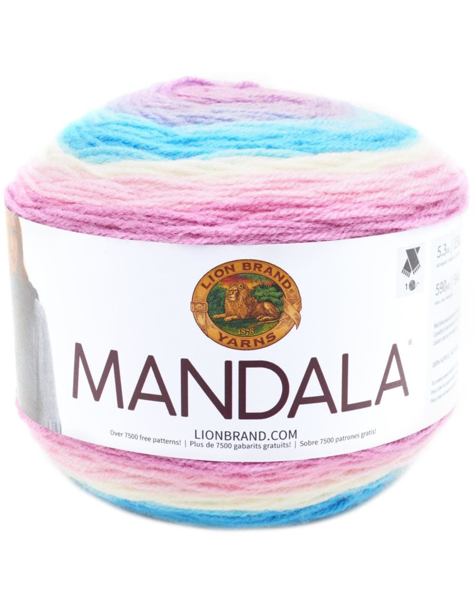 Liger - Mandala - Lion Brand