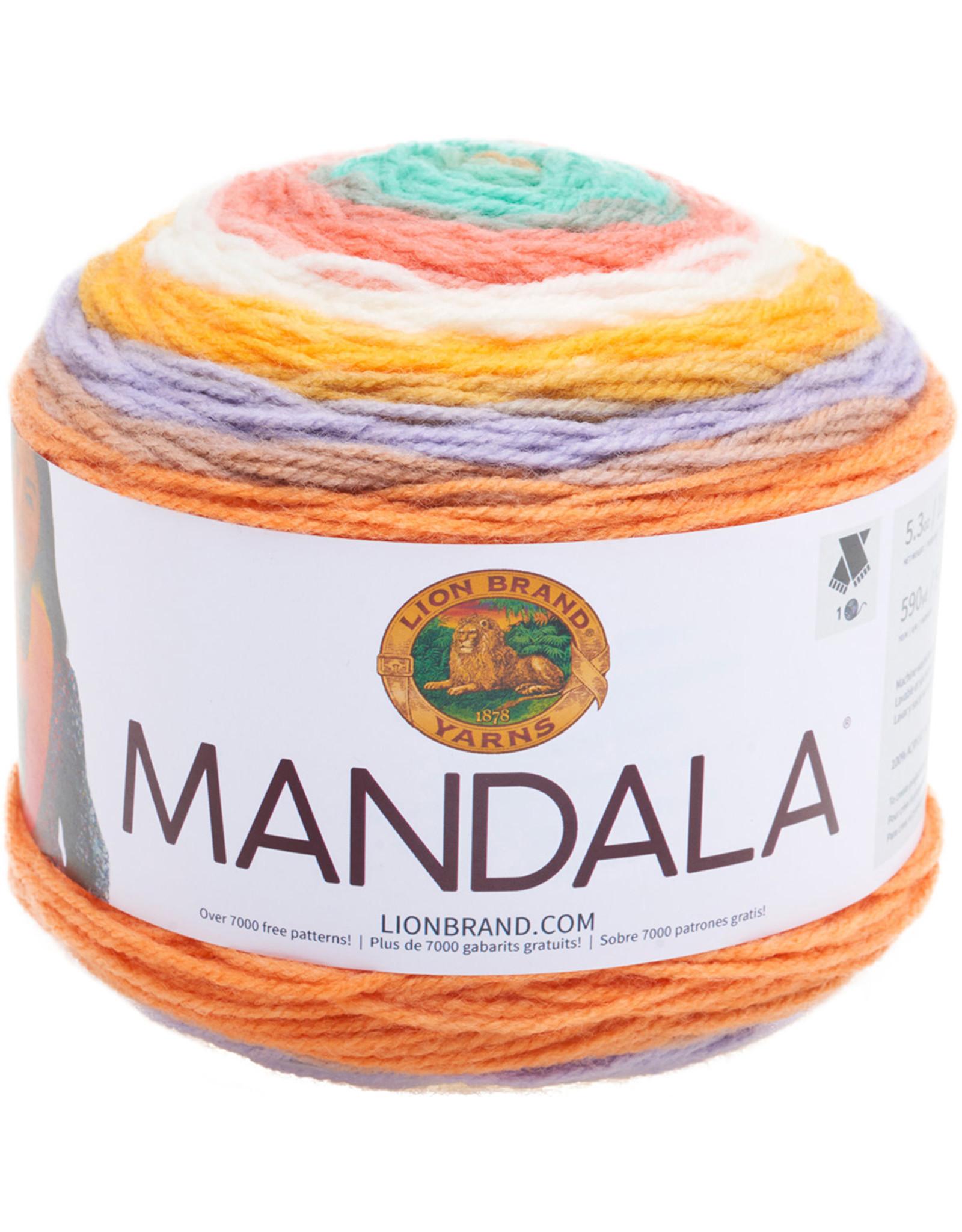 Pixie - Mandala - Lion Brand