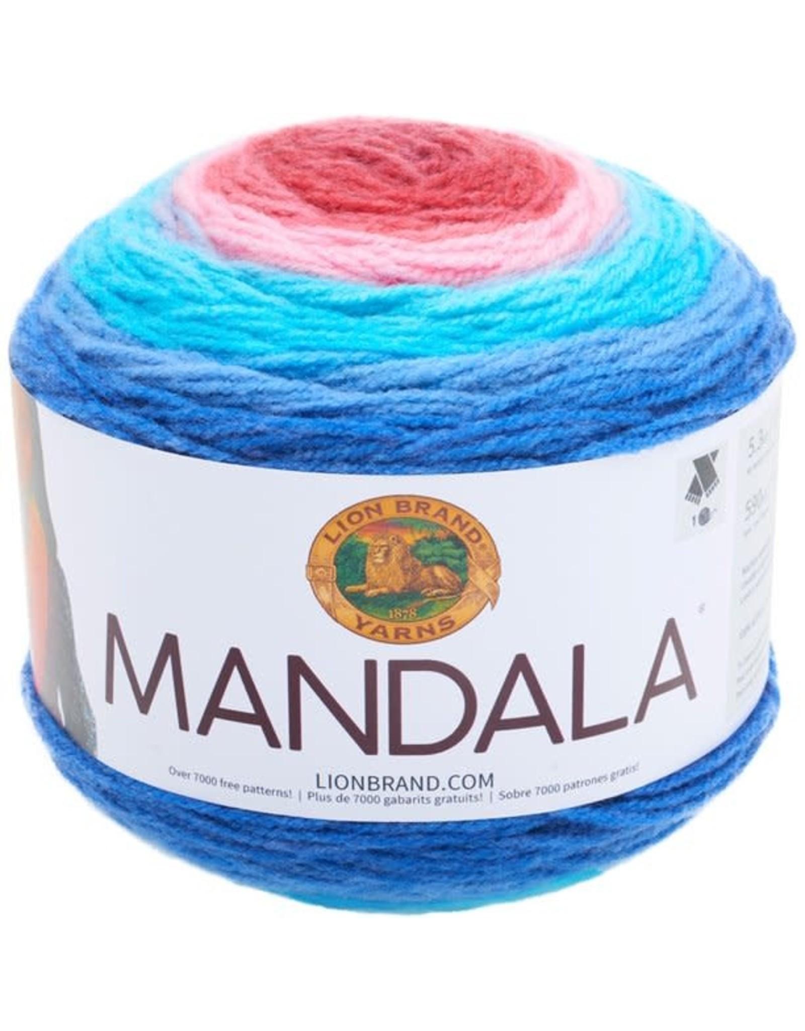 Phoenix - Mandala - Lion Brand