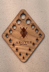 Diamond Argyle Gauge by Katrinkles