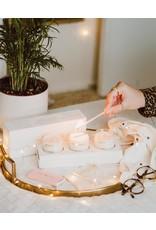 Brooklyn Candle Studio Smoke + Woods - Escapist Mini Candle Set - Brooklyn Candle Studio