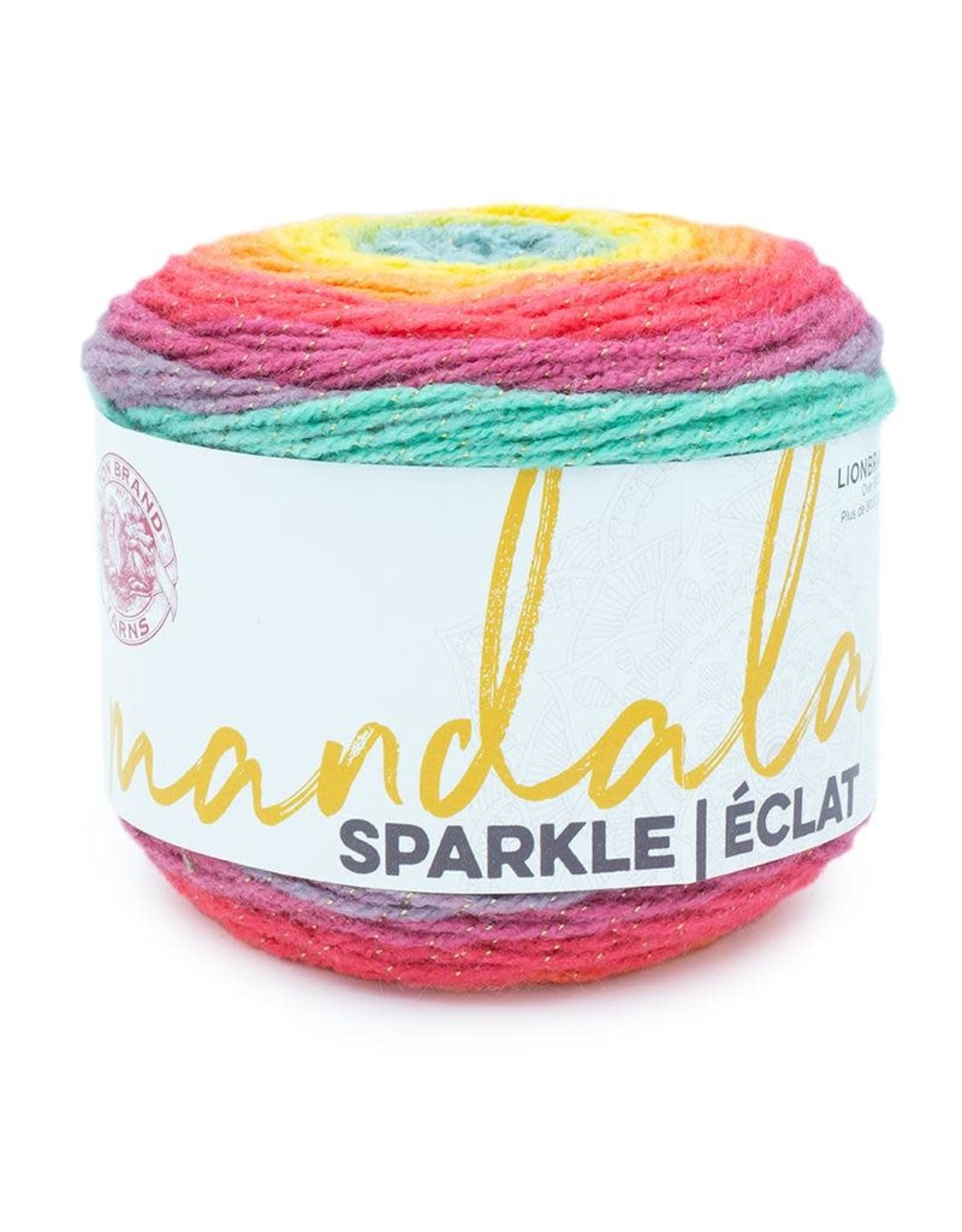 Crux - Mandala Sparkle - Lion Brand