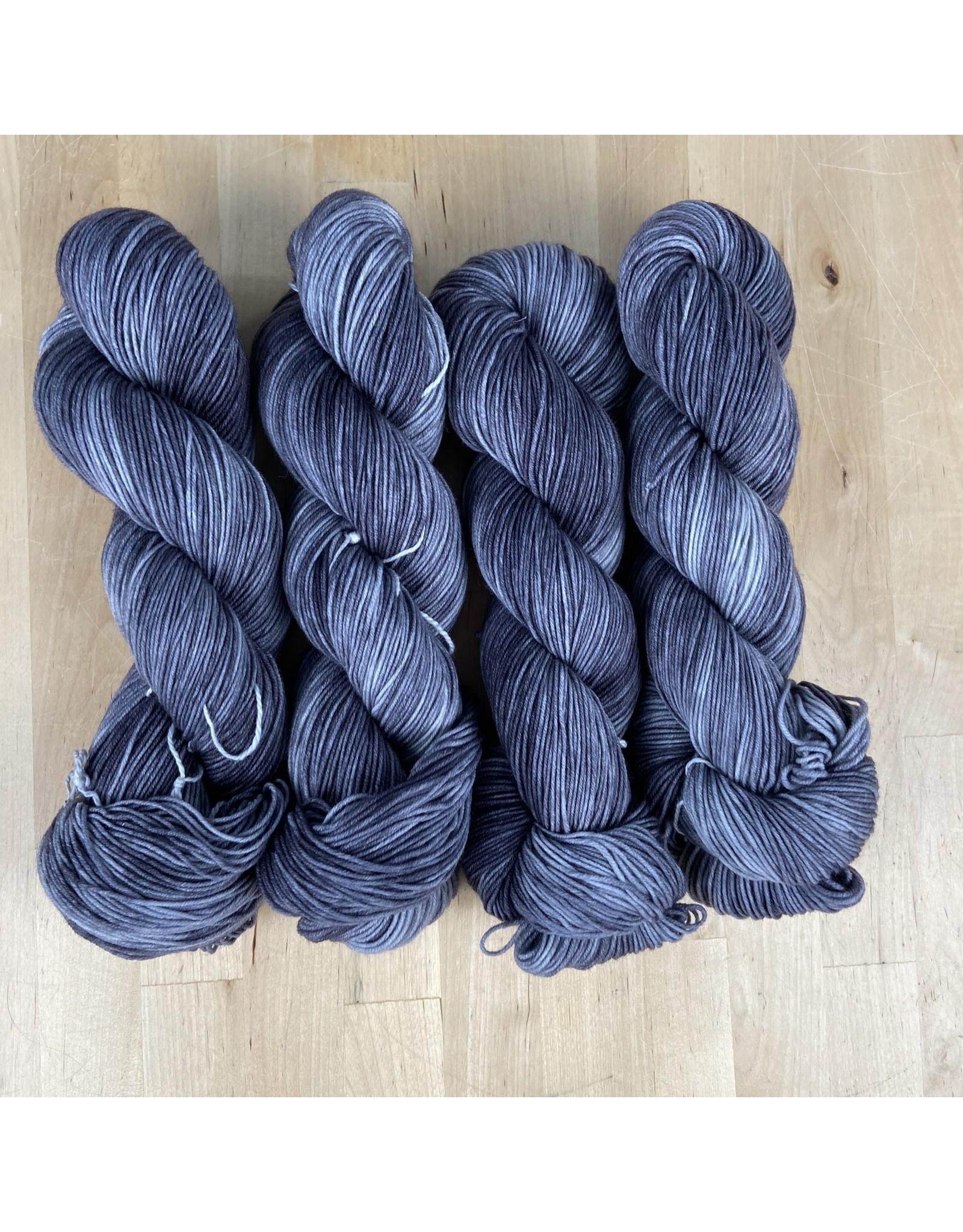 Luminous Brooklyn Greys and Greys - Radiant Sock - Luminous Brooklyn