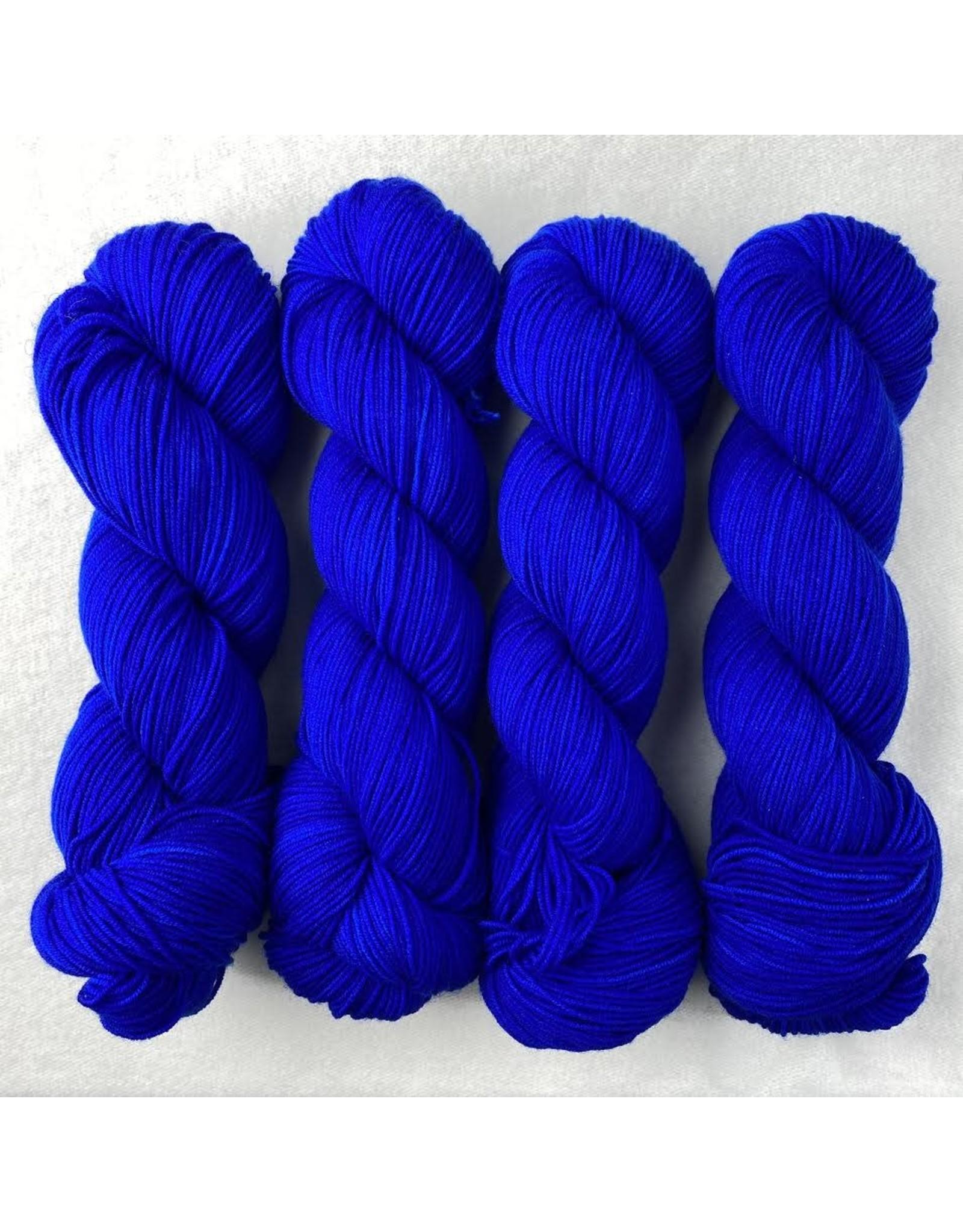 Luminous Brooklyn Lazurite- Radiant Sock - Luminous Brooklyn
