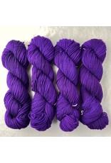 Luminous Brooklyn Favorite Purple - Radiant Sock - Luminous Brooklyn