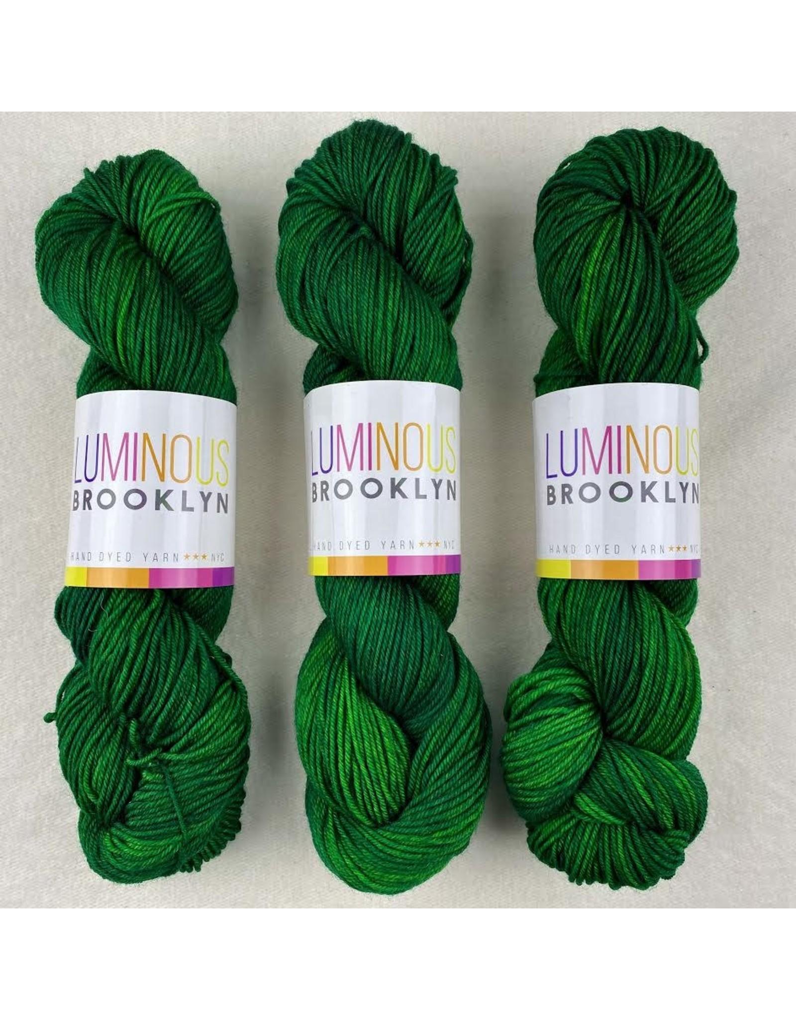 Luminous Brooklyn Quetzal - Dazzling DK - Luminous Brooklyn