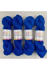 Luminous Brooklyn Savoy Blue - Brilliant Fine Weight - Luminous Brooklyn