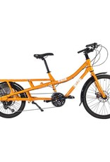 Yuba Sweet Curry Cargo Bike
