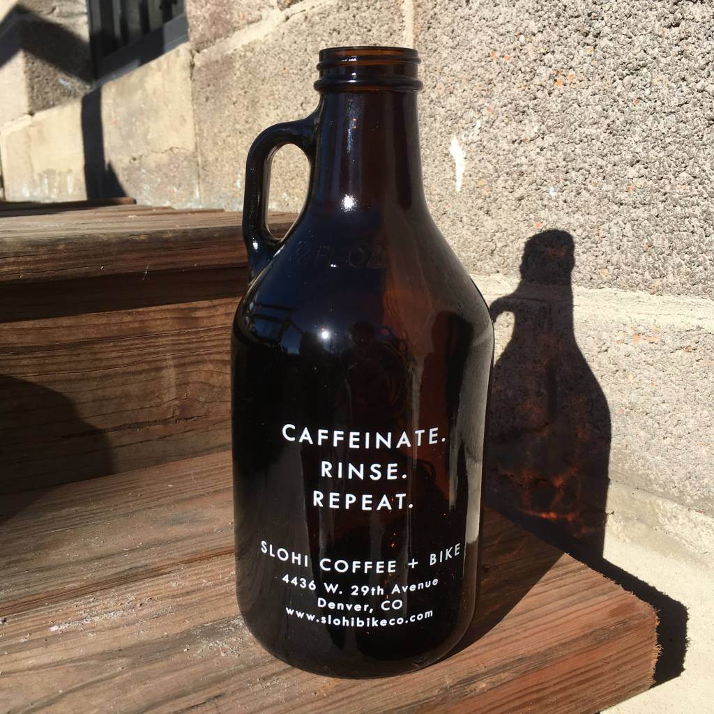 SloHi Growler 32oz