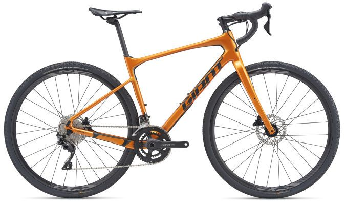 Giant Revolt Advanced 2 Gravel Bike