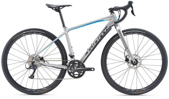 Giant ToughRoad SLR GX 2 Gravel Bike