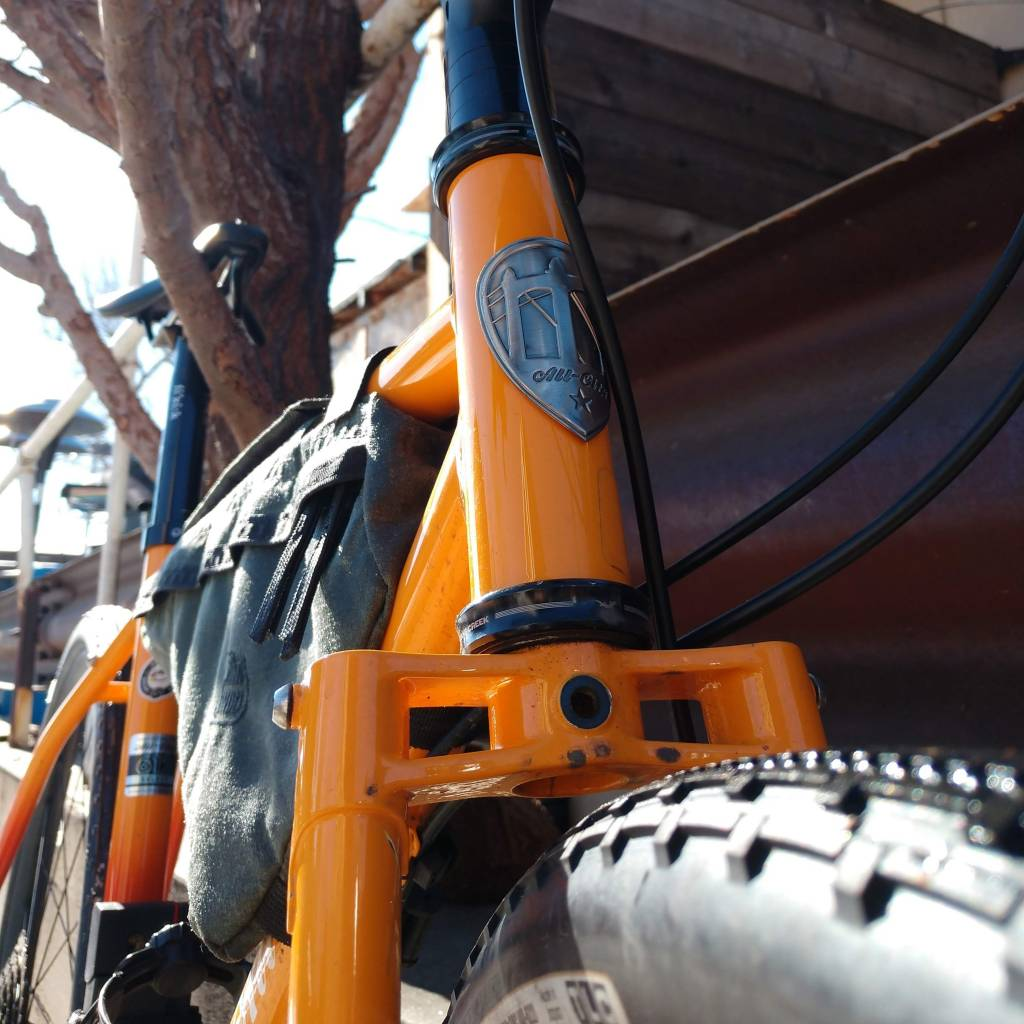 Bike Check: Joseph's All-City Gorilla Monsoon