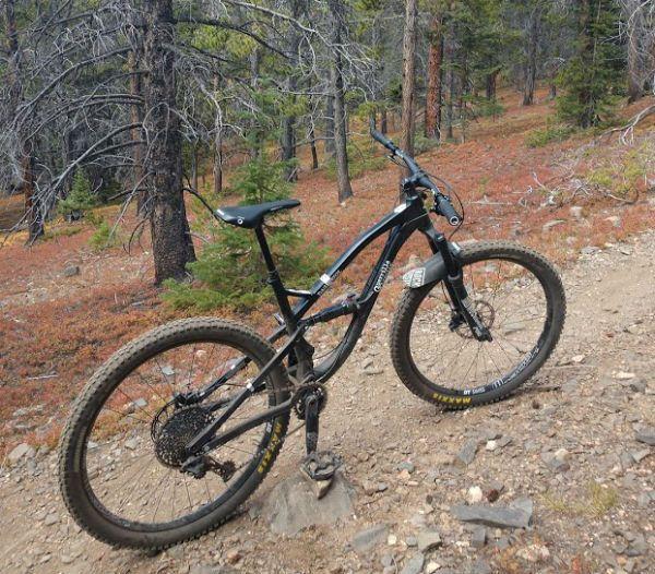 Killian's GG Trail Pistol: A long-term review of a bike that's no longer for sale.
