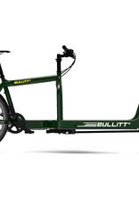 BULLITT Cargo Bike XT 2x11 Racing Green