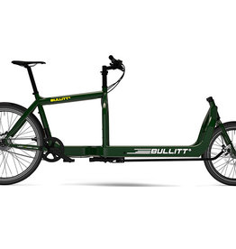 BULLITT Cargo Bike XT 2x11 Racing Green