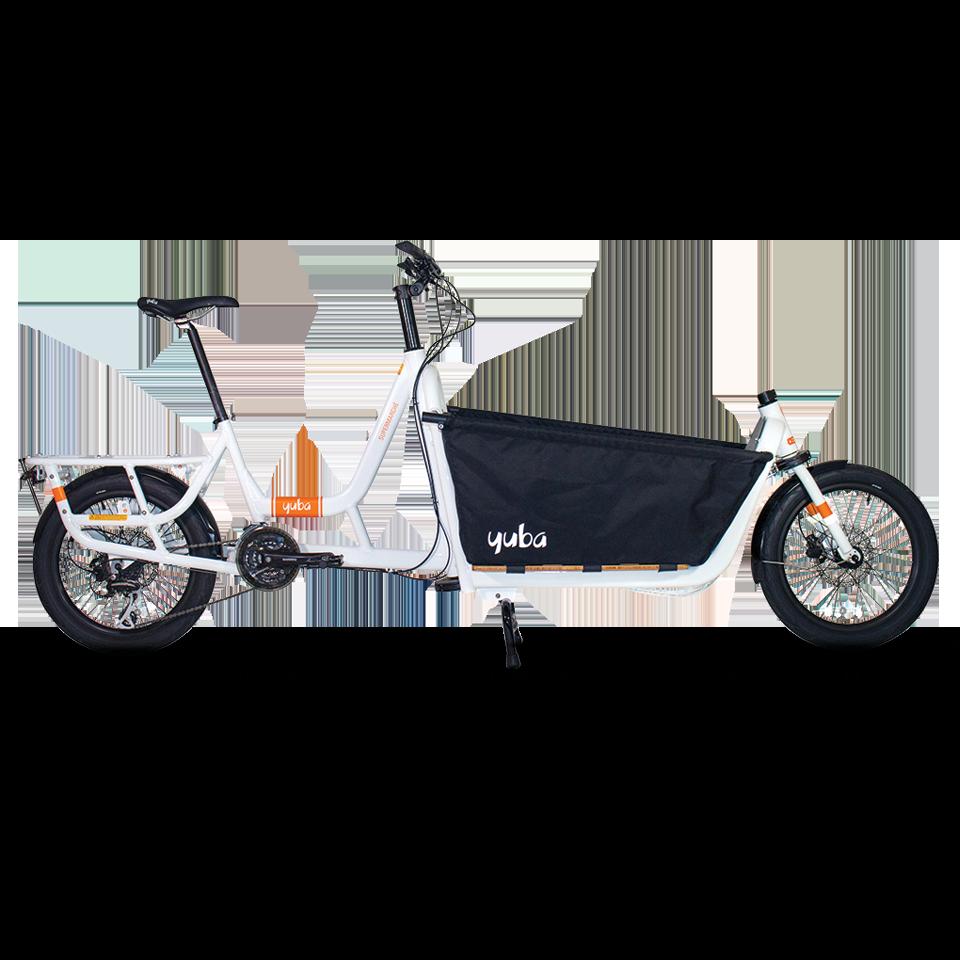 Yuba Supermarche Front Loader Cargo Bike