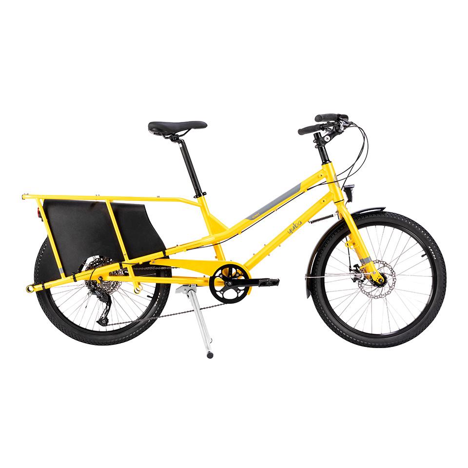 Yuba Kombi Compact Cargo Bike