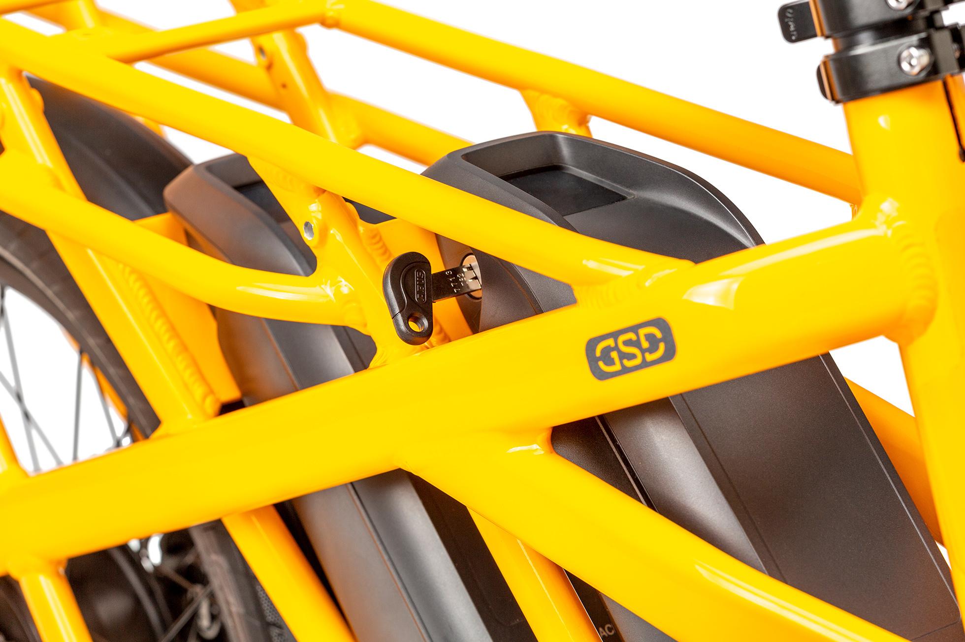 Tern GSD S00 Compact Cargo E-Bike