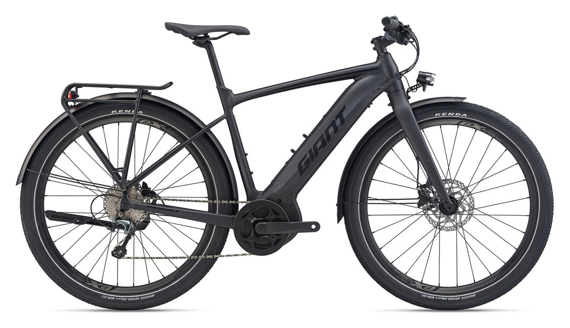 Giant FastRoad E+ EX Pro Urban Electric Bike (Class 3)