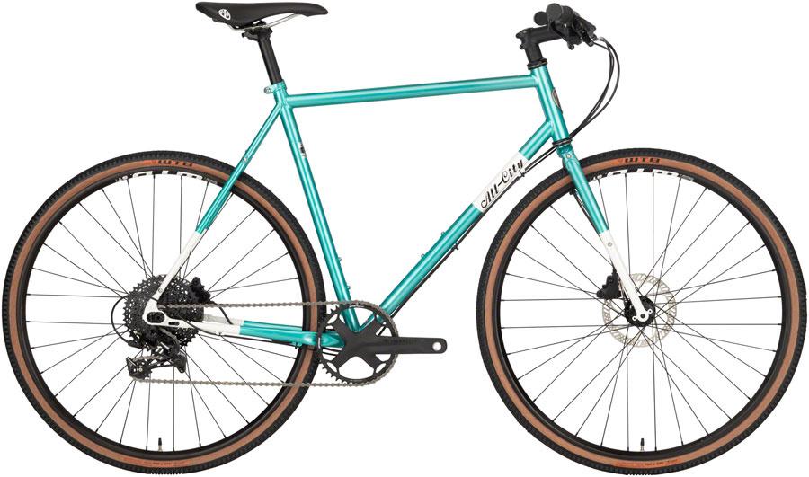 All-City Super Professional Apex 1 700c City Bike