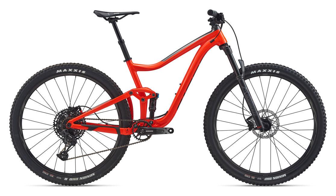 Giant Trance 29er 3 Trail Bike
