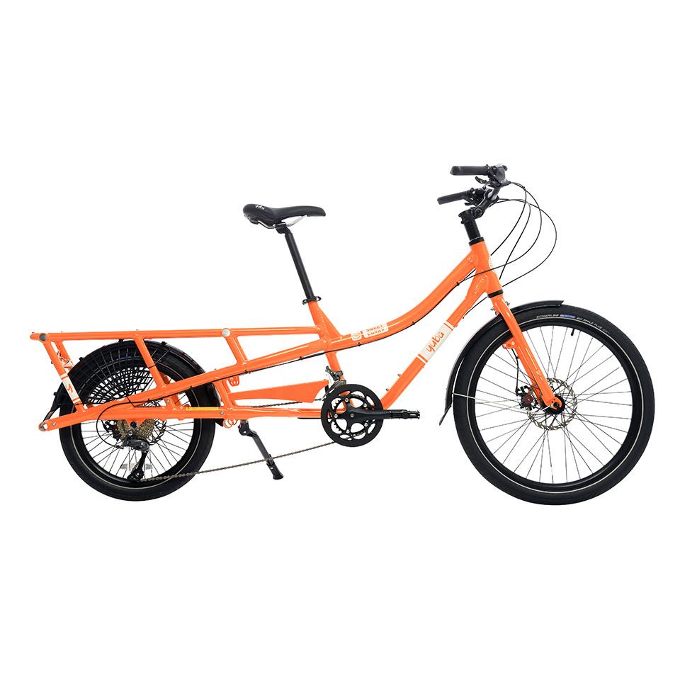 Yuba Yuba Sweet Curry Longtail Cargo Bike