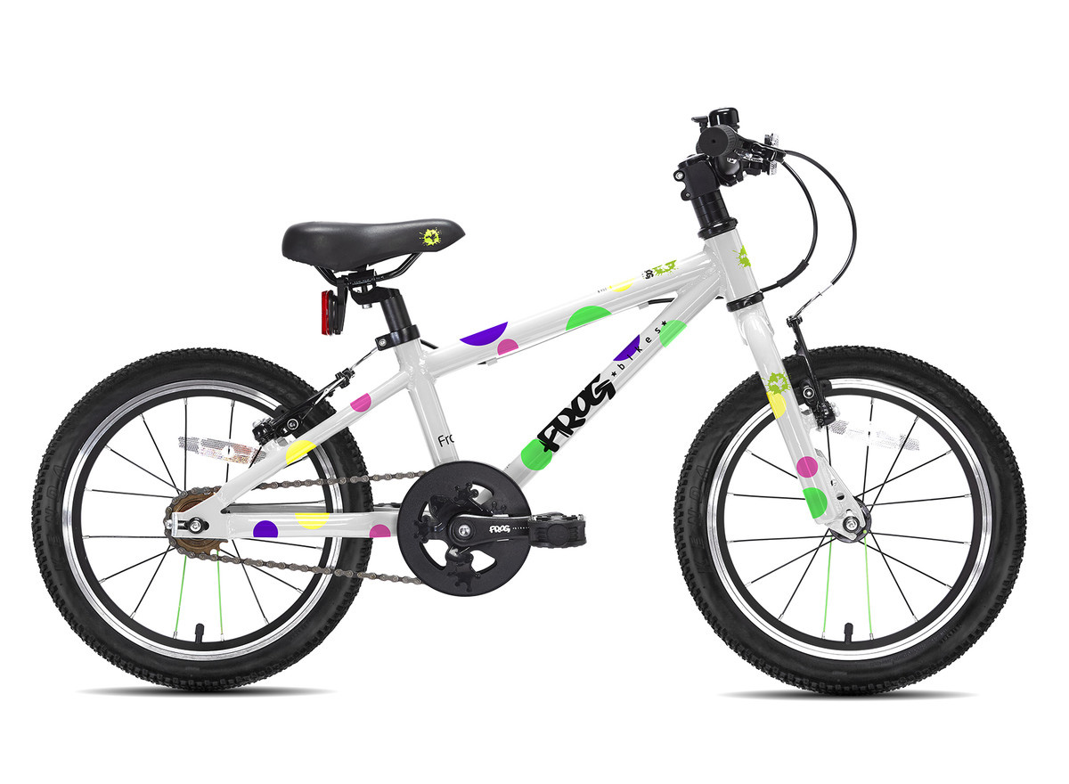 "Frog 48 SS 16"" First Pedal Bike"