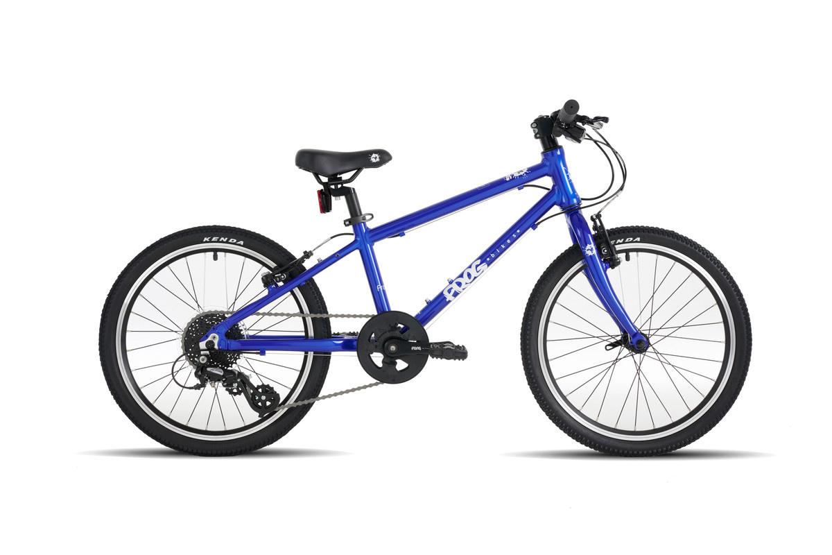 "Frog 52 8-Speed 20"" Hybrid Kids' Bike"