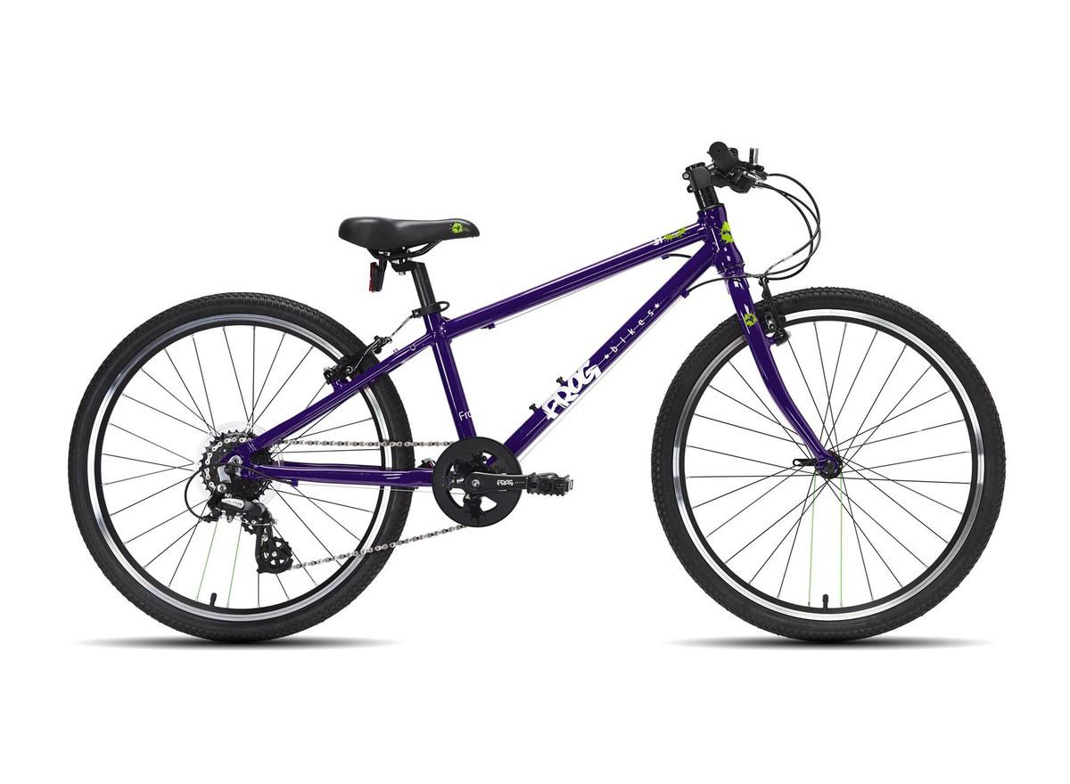 "Frog Frog 62 8-Speed 24"" Hybrid Kids' Bike"