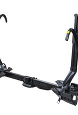 "Saris SuperClamp EX Hitch Bike Rack - 2-Bike, 1-1/4"", 2"" Receiver, Black"