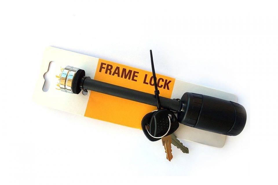 Yuba Pin Lock for Yuba Bikes