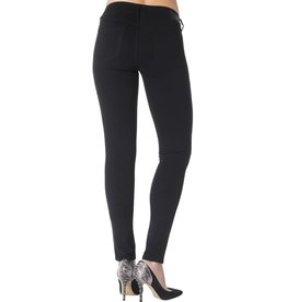 Silver Jeans Co. Aiko Mid Super Skinny Black