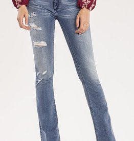 Miss Me Show Stopper Mid-Rise Boot Cut Jeans