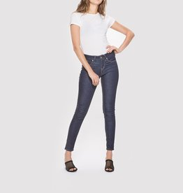Silver Jeans Aiko Super Skinny Dark Wash Jeans 31 inch inseam