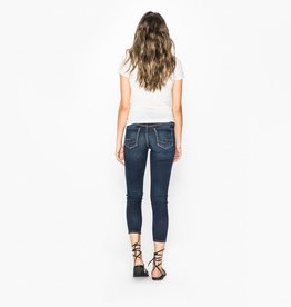 Silver Jeans Co. SUKI Skinny Crop Jeans