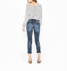 Silver Jeans Co. AVERY Skinny Crop