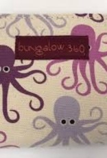 Bungalow 360 Octopus Billfold Wallet