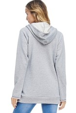 Winner Winner Turkey Dinner Long Sleeve Hoodie<br /> 53% Polyester 47% Cotton<br /> Made in USA