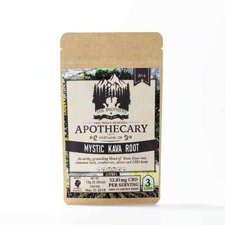 CBD Tea 40mg Mystic Kava Root